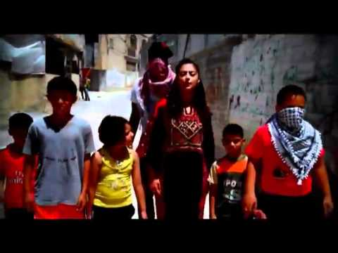 Shadia Mansour Ft M1 of Dead Prez – Al Kuffiyeh 3Arabeyyeh Greek subbed