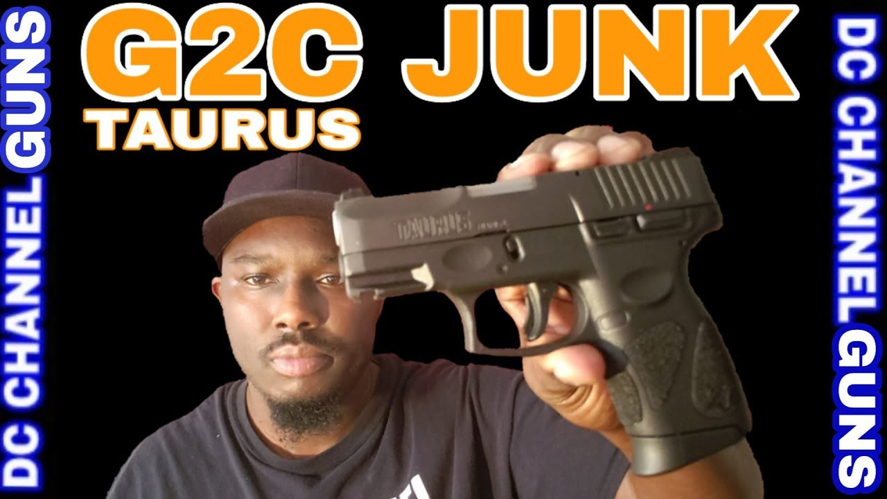 ( G2C JUNK ) #Taurus G2C 3000+rds!!! Very Reliable | GUNS
