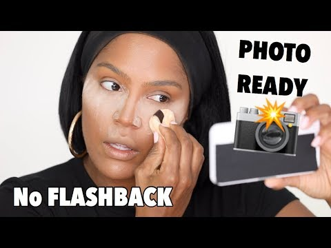 NO FLASHBACK MATTE  MAKEUP TUTORIAL | MAKEUPSHAYLA
