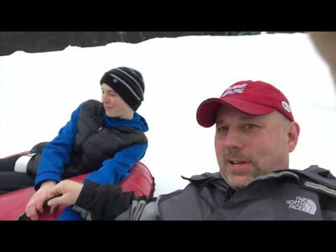 Snow Tubing Fun/Wisp Resort Maryland
