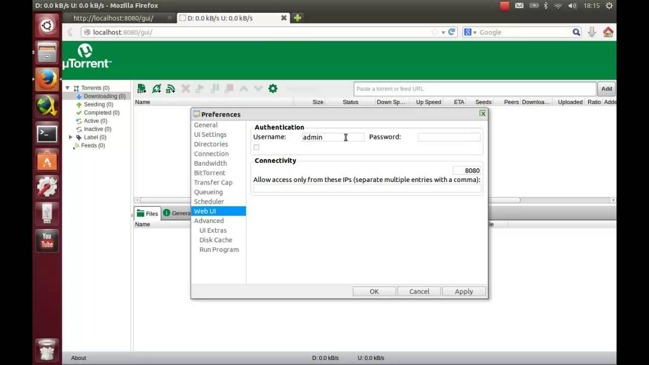 utorrent linux server ubuntu 27079 tar