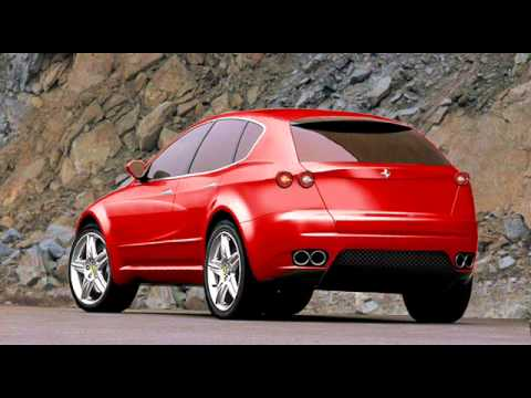 Ferrari F151 Suv First Pictures Youtube