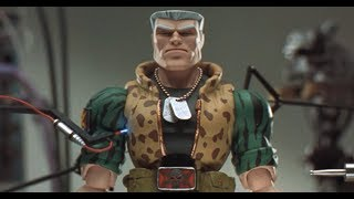 Small Soldiers epic creation scene