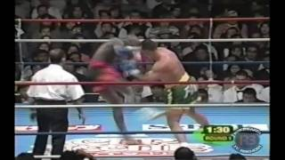 Man this was a killer KO, Filho was known to know where to hit..he ...