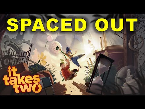 Solving all Portal Puzzles   Chapter 3.2: Spaced Out - Rose's Room   It Takes Two (Walkthrough)