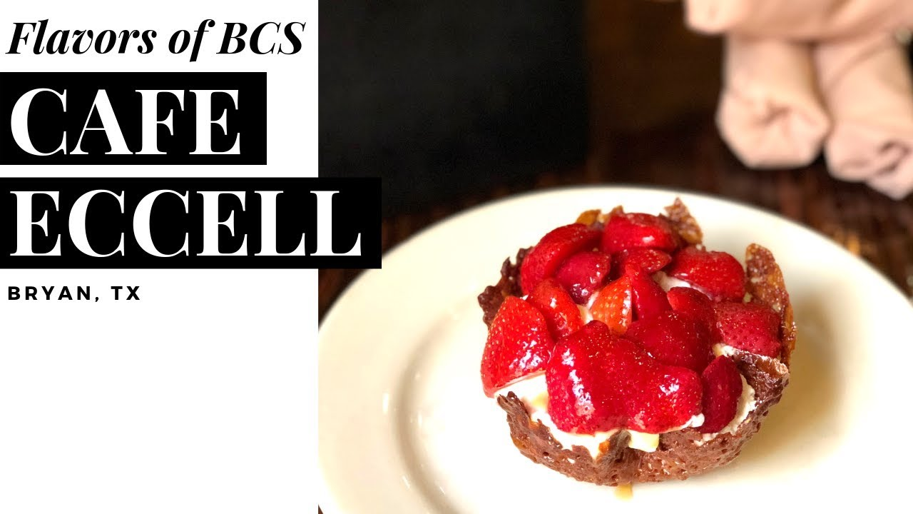 flavors of bcs cafe eccell youtube