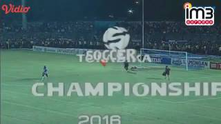 Persela Lamongan Vs Arema Cronus [0-2] Highlights TSC 18 Juli 2016