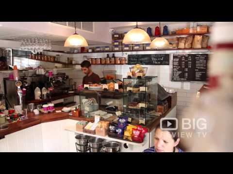 Tom Tom Coffee House A Cafe In London Serving Coffee, Pastry And Salad