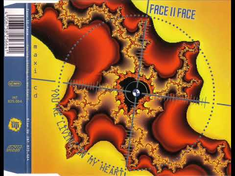 FACE II FACE - You're living in my heart (heartbeat extended mix)