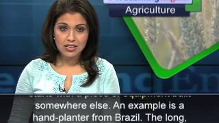 Simple Machines Make Life Easier for Poor Farmers