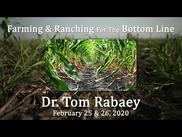 Dr  Tom Rabaey BSC Feb 2020