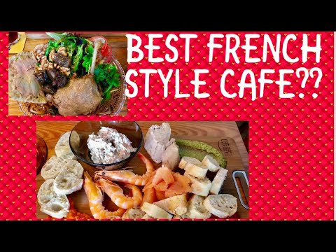 'My Awesome Cafe' Singapore | French Cuisine