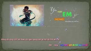 Yêu Anh Em Nhé ‣ HUYR ft TÙNG VIU ♪ Lyrics Video HD♪
