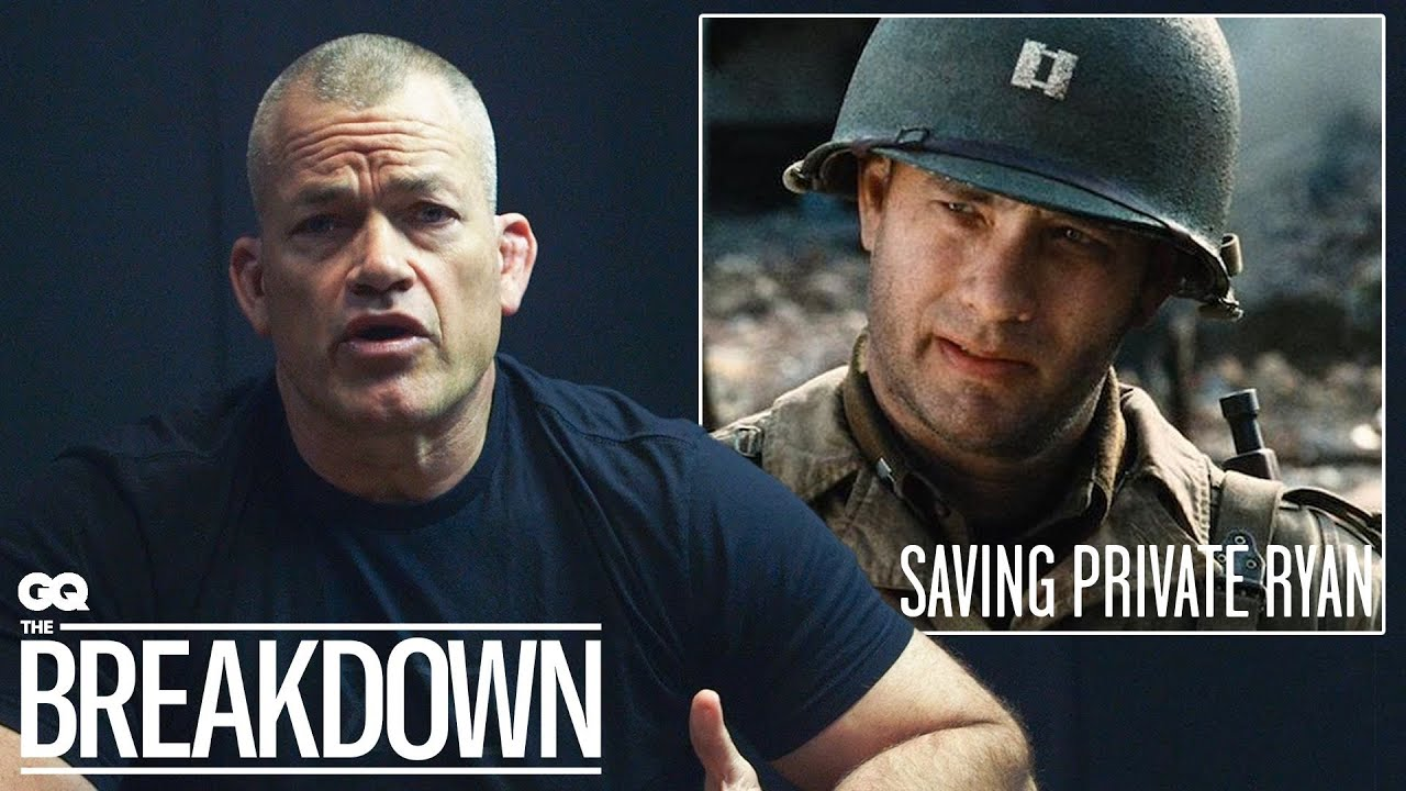 Navy SEAL Jocko Willink Breaks Down More Combat Scenes From Movies Part 2