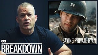 Navy SEAL Jocko Willink Breaks Down More Combat Scenes From Movies Part 2 | GQ