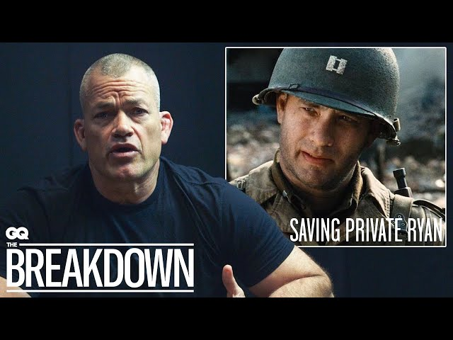 Navy SEAL Jocko Willink Breaks Down More Combat Scenes From Movies Part 2 | GQ