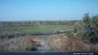 Окрестности Мариуполя - Павлопольское водохранилище - Новоазовский район продолжение....