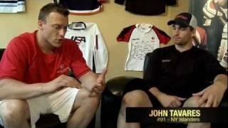 JOHN TAVARES - NY ISLANDERS - Off - Season Training