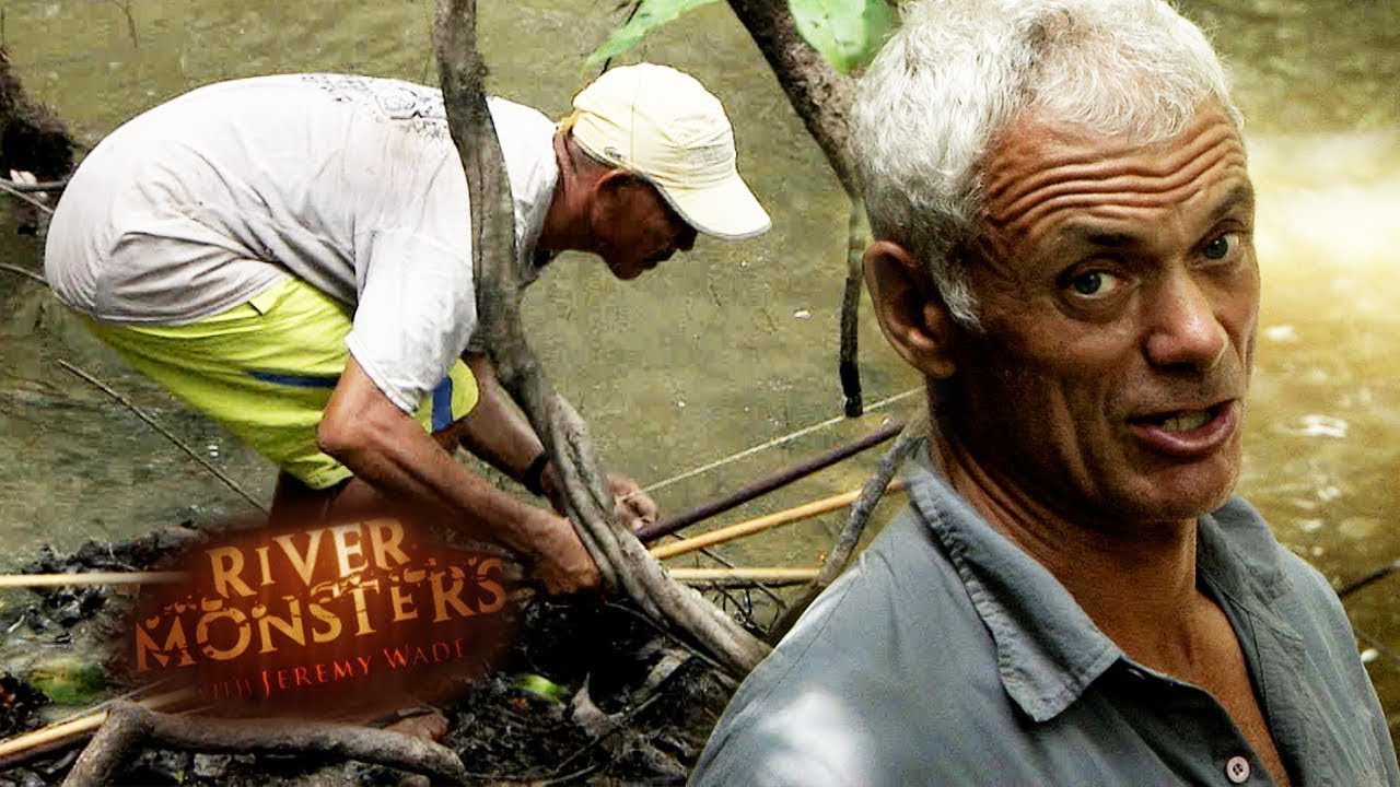Fishing With A Bow & Arrow In Surinamese Wilderness   River Monsters