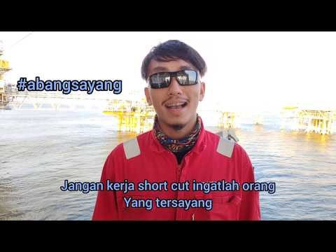 Offshore life routine
