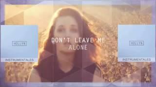 Hollyn - Alone - Feat. TRU (Instrumental)