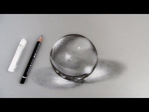 Drawing Glass Balls