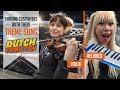 Chasing cosplayers with their theme song! | DUTCH COMIC CON