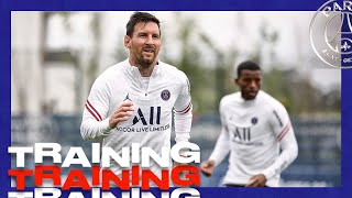 TRAINING SESSION The best of the week