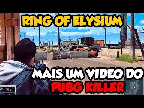 RING OF ELYSIUM: O PUBG K1LL3R, AGORA EM INGLÊS OFICIAL