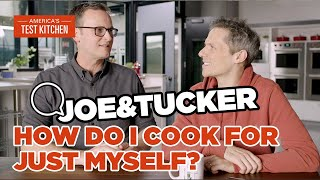 Ask the Test Kitchen with Tucker Shaw and Joe Gitter