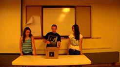 PEEC's Sci-Q Camp Air Conditioner Project