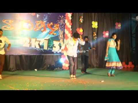 Idedho Bagundhe Cheli Song dance by Saiteja Jv