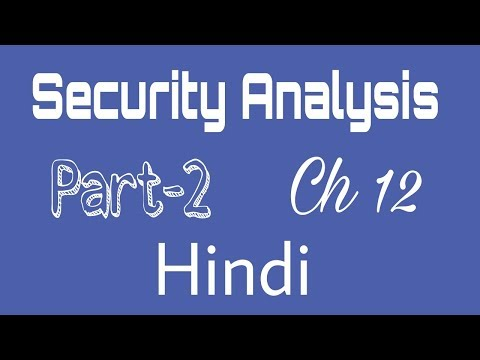 security-analysis---part-12-(hindi)