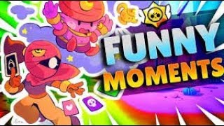 Funny moments Brawl Stars #2