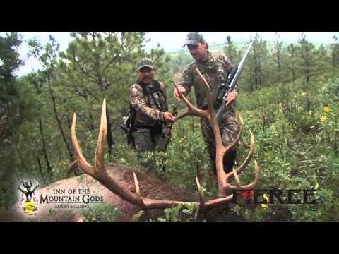 Inn of the Gods Mescalero Elk Hunting