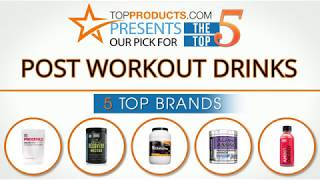 Best Post Workout Drink Reviews 2017 – How to Choose the Best Post Workout Drink