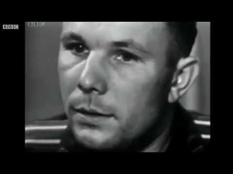 Yuri Gagarin On BBC TV, July 11 1961