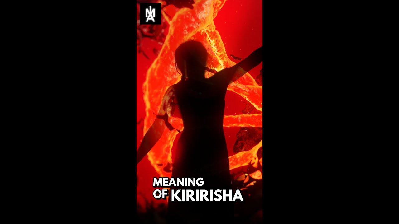 The Meaning of Kiririsha [Elamite Mother Goddess]