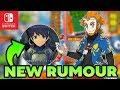 NEW POKEMON SWITCH 2019 RUMOUR!? BOTW Of Pokemon Games, Pokemon GEN 8 With NEW GYMS & MORE!?
