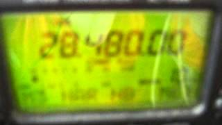 27/05/2013 QSO ON 10M UR3CTB WITH VK4APP