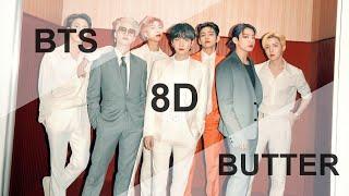 Download BTS (방탄소년단) – BUTTER [8D USE HEADPHONES] 🎧