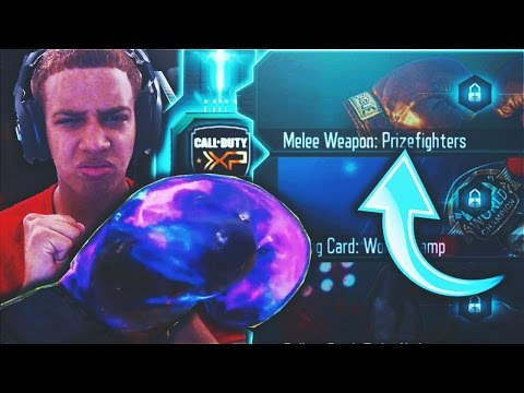 """""""BOXING GLOVES"""" CONTRACT ON BLACK OPS 3 LIVE! BOXING GLOVES COMMUNITY CONTRACT! (NEW DLC WEAPON)"""