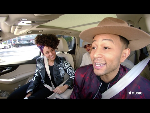 Thumbnail: Apple Music — Carpool Karaoke: The Series — Trailer