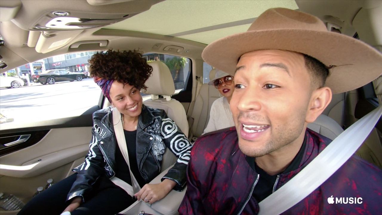 You Heard It On The Sam Sylk Show 1st,  John Legend Verzuz Alicia Key's Is Goin Down on Juneteenth