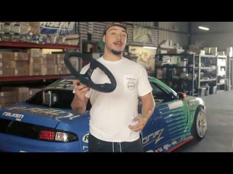 NRG Steering Wheel Test