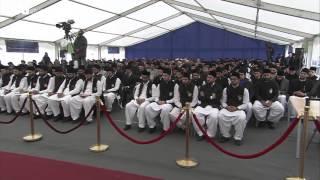 Urdu News - Jamia Ahmadiyya Germany Convocation 2015