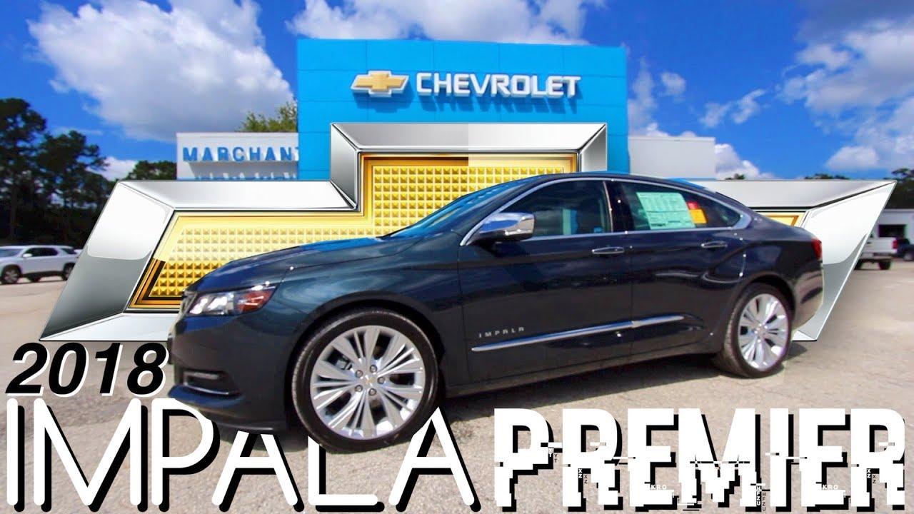 2018 Chevrolet Impala 2LZ Premier V6 | IN DEPTH REVIEW ...