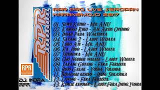 FULL ALBUM RPR LIVE Seropan Karangmojo 2017  CC. Indra RPR