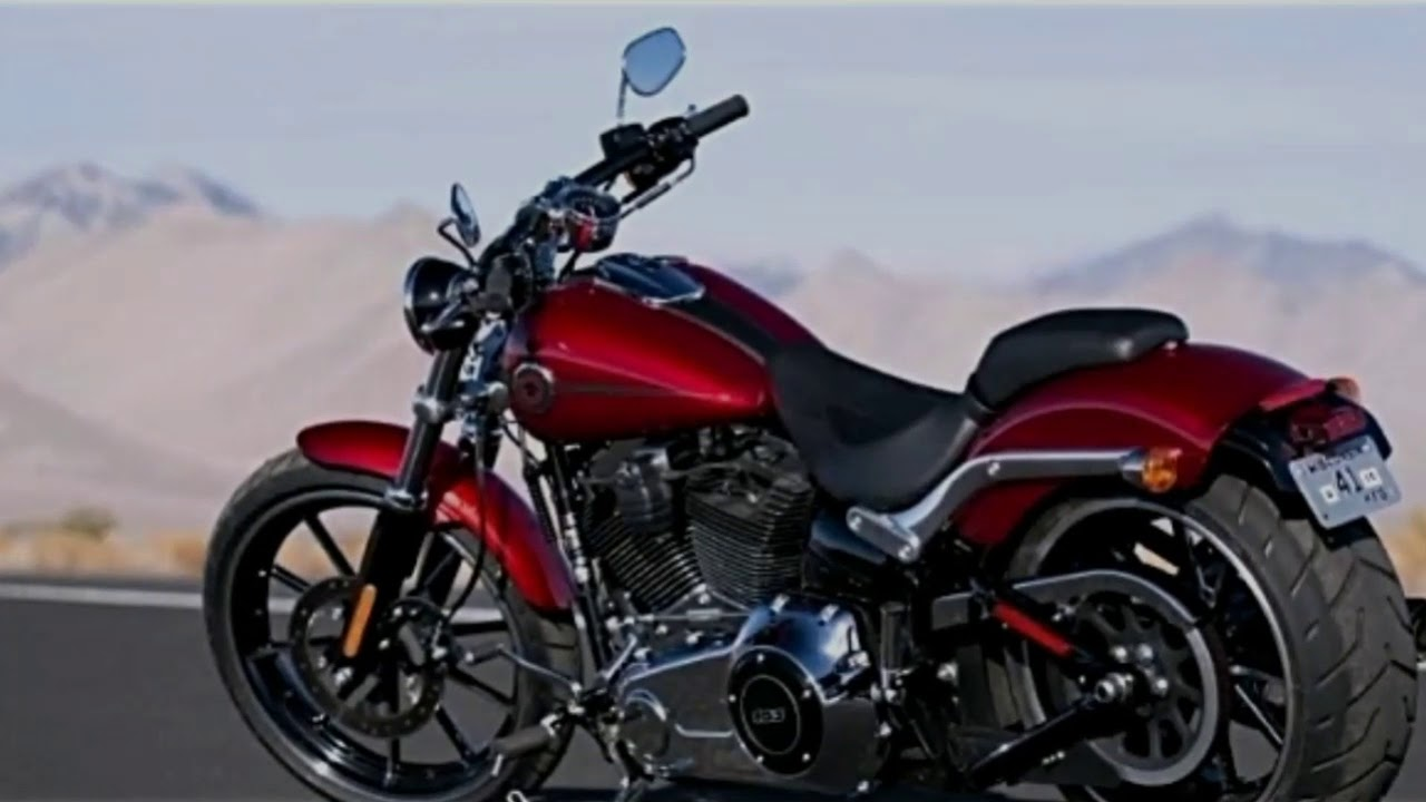 2018 harley davidson softail breakout photos slide youtube. Black Bedroom Furniture Sets. Home Design Ideas