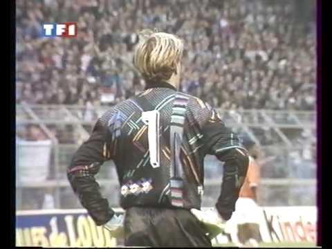 FRANCE - PAYS-BAS        - 1992 -